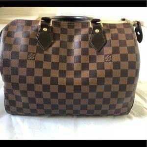 Louis Vuitton Speedy 30 💯 authentic
